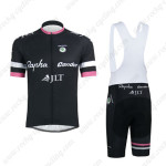 2013 Team Rapha Condor Cycling Bib Kit Black