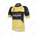 2013 Team TREK Cycling Jersey Yellow Black
