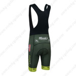 2013 Team VINI FANTINI Biking Bib Shorts