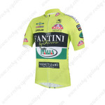 2013 Team VINI FANTINI Cycling Jersey Green