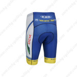 2013 Team Vacansoleil DCM Cycling Shorts Blue