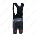 2014 Team Audi Riding Bib Shorts Black