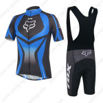 2014 Team FOX Riding Bib Kit Black Blue