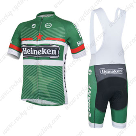 ... GIANT Biking Apparel Summer Winter Cycle Jersey and Padded Bib Shorts  Pants Green. 2014 Team H Cycling Bib Kit Green deea6ba3a
