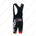2014 Team LOTTO BELISOL Riding Bib Shorts