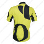 2014 Team Pearl Izumi Bicycle Jersey Yellow Black