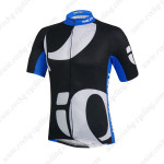 2014 Team Pearl Izumi Cycling Jersey Black White Blue