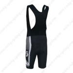 2014 Team SCOTT Biking Bib Shorts Black White Grey