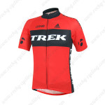 2014 Team TREK Cycling Jersey Red Black