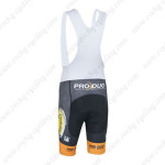 2014 Team Topsport PRO-DUO Cycling Bib Shorts
