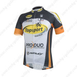 2014 Team Topsport PRO-DUO Cycling Jersey