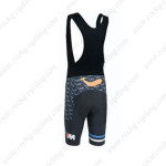 2015 BMW Development Team Cycling Black Bib Shorts