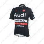2015 Team Audi Cycling Jersey Black