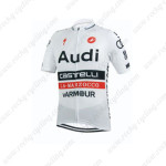 2015 Team Audi Cycling Jersey White