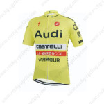 2015 Team Audi Cycling Jersey Yellow