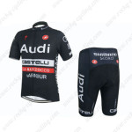 2015 Team Audi Cycling Kit Black
