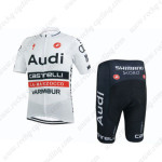 2015 Team Audi Cycling Kit White