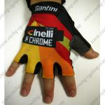 2015 Team Cinelli CHROME Cycling Gloves Mitts