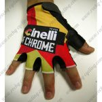 2015 Team Cinelli CHROME Riding Gloves Mitts