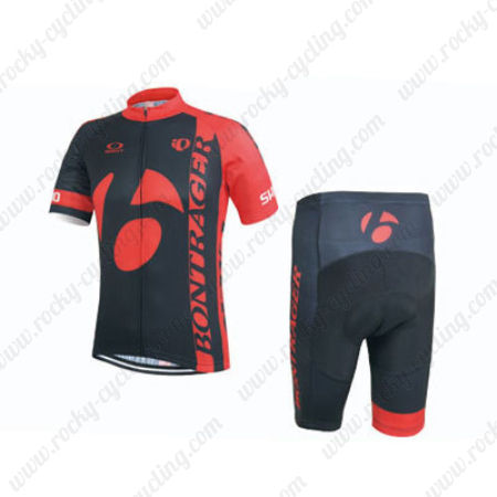 c21d270dd 2015 Team TREK BONTRAGER Cycling Kit Black Red2015 Team TREK BONTRAGER  Cycling Kit Black Red
