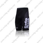 2010 Team RadioShack Mellow Johnny's Cycling Shorts