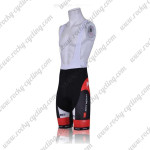 2011 Team EDDY MERCKX indeland Cycle Bib Shorts Black