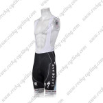 2011 Team SAXO BANK SUNGARD Cycling Bib Shorts