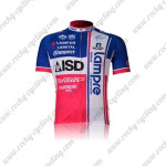 2012 Team Lampre ISD Cycling Jersey Blue Pink