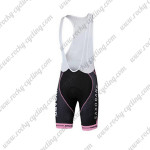 2012 Team Tinkoff SAXO BANK Women's Cycling Bib Shorts Pink