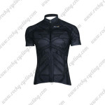 2015 Batman Cycling Jersey Black