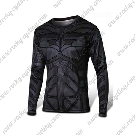 a5891bd2a 2015 The Batman Outdoor Sport Leisure Wear Riding T-shirt Black ...