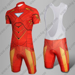 2015 Iron Man Cycling Bib Kit