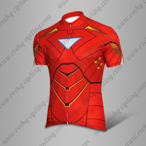 2015 Iron Man Cycling Jersey