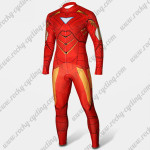 2015 Iron Man Cycling Long Suit
