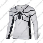 2015 Spiderman Cycling Long Sleeves T-shirts