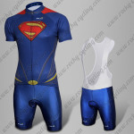 2015 Superman Riding Suit Blue