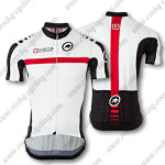 2015 Team ASSOS Riding Jersey White