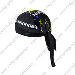 2015 Team Cannondale GARMIN Cycling Bandana Head Scarf Black