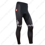2015 Team Cervelo Cycling Long Pants Black