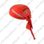 2015 Team Cofidis Cycling Bandana Head Scarf Red