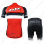2015 Team FOX Biking Kit Red