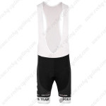 2015 Team FOX Cycling Bib Shorts Black