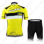 2015 Team FOX Cycling Kit Yellow