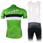 2015 Team FOX Riding Bib Kit Green