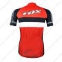 2015 Team FOX Riding Jersey Red