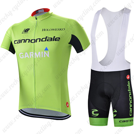 2015 Team cannondale GARMIN Pro Biking Uniform Cycle Jersey and ... 85ede8f44