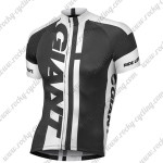 2015 Team GIANT Cycling Jersey Black White