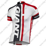 2015 Team GIANT Cycling Jersey White Red