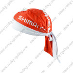 2015 Team GIANT SHIMANO Bicycle Bandana Head Scarf Red White