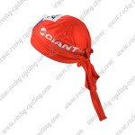2015 Team GIANT SHIMANO Biking Bandana Head Scarf Red Blue